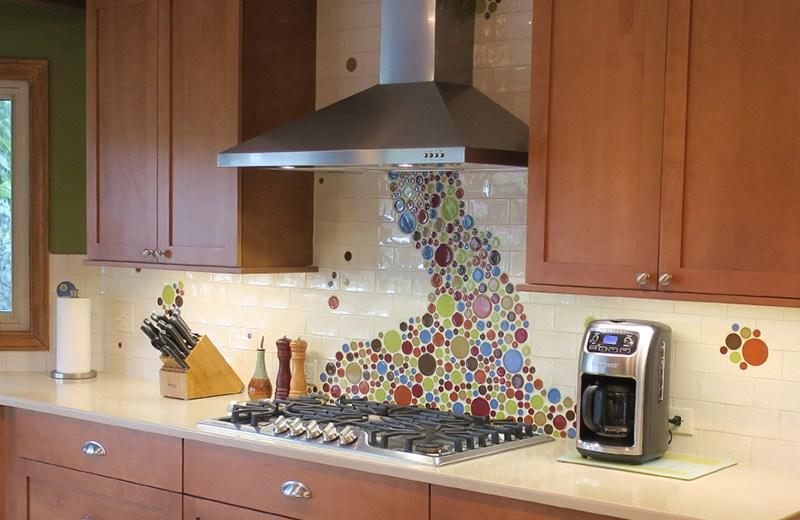 Kitchen Remodel - cooking hood details