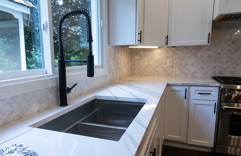 Whole house remodel - kitchen sink