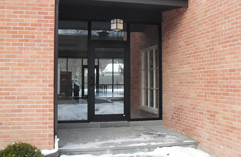 Exterior remodel - new breezeway