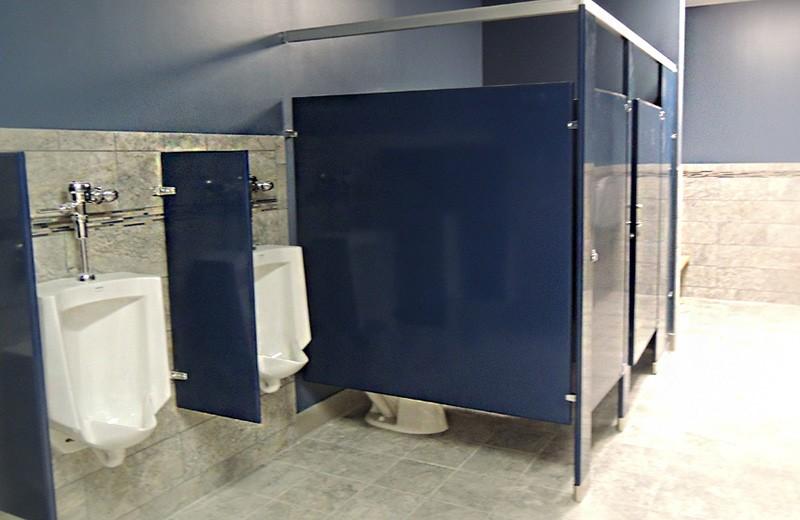Remodeling - Men's bathrooms