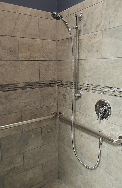 Remodeling - shower area