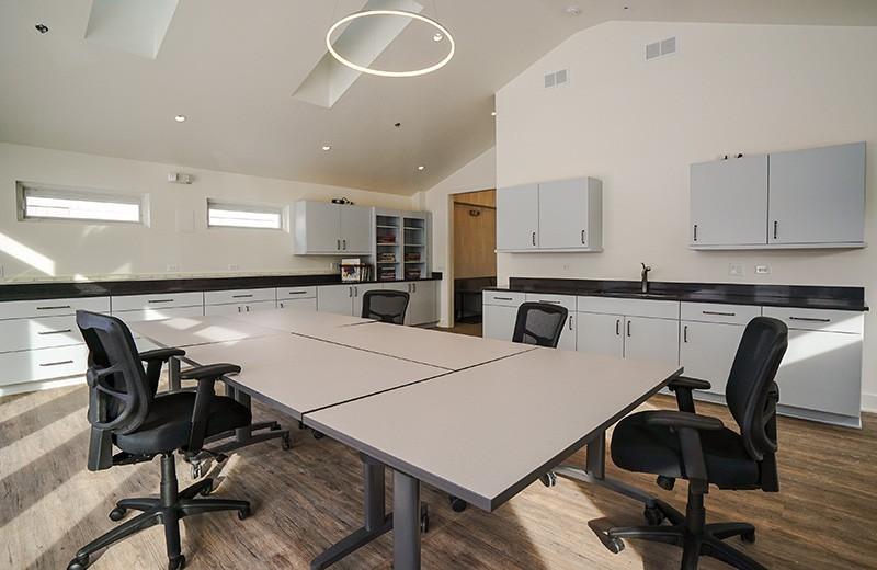 New Construction - studio and classroom