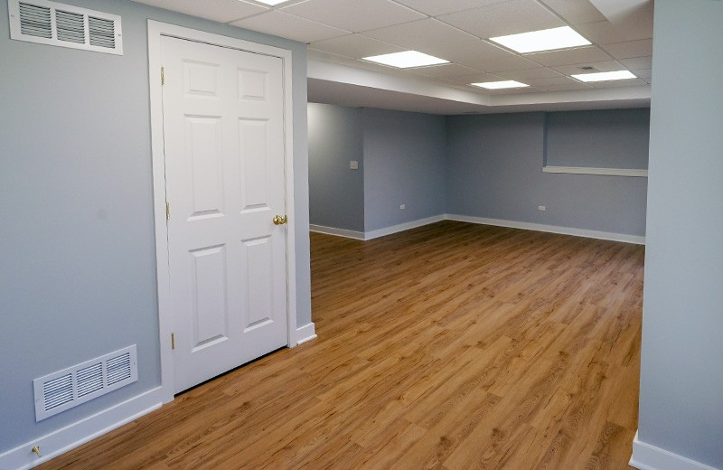Finished Basement - great room