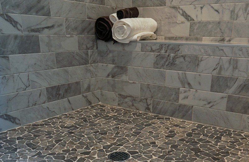 Master Shower Tile Details