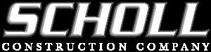 Scholl Construction Company logo